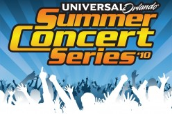 Universal Orlando's summer concert series kicks off this weekend
