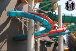 A look behind the scenes of Great Wolf Lodge in Concord, North Carolina