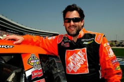 Meet Tony Stewart at NASCAR Grille Friday