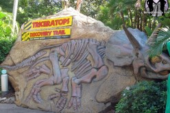 Jurassic Park Triceratops Discovery Trail reopens at Islands of Adventure