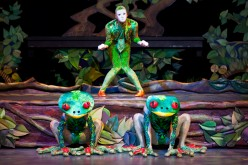Cirque Dreams-Jungle Fantasy Debuts for Annual Passholders at Busch Gardens Tampa