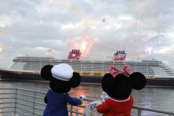 Disney Cruise Line welcomes Disney Dream with a dream filled celebration