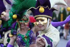 UPDATED: Universal Orlando: Let the good times roll with Mardi Gras 2011