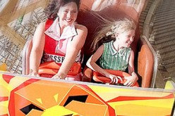 Gwazi Reopens January 22nd With Millenium Flyer Trains
