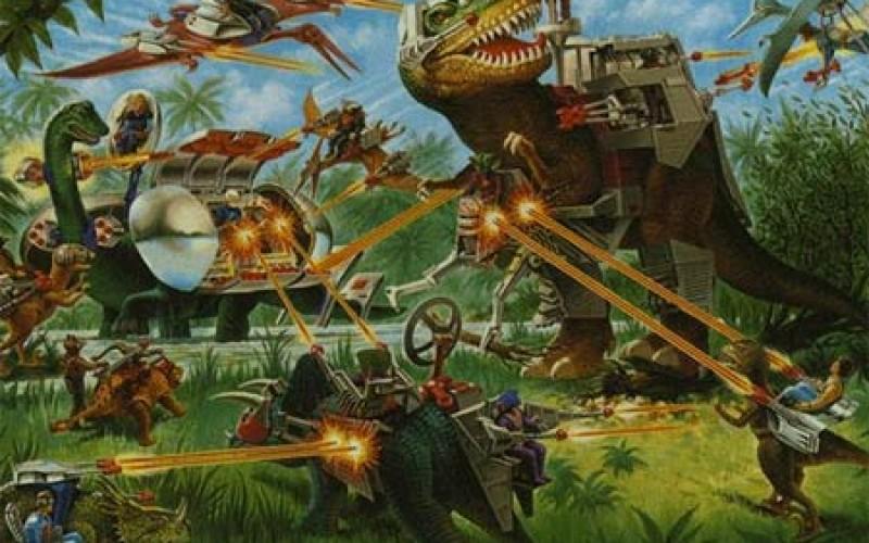 Jurassic Park 4 Shooting at Universal Studios Hollywood?