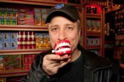 Comedian Jon Stewart finds Harry Potter…funny
