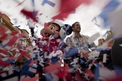 Star Sighting: Superbowl XLV MVP goes to Disney World
