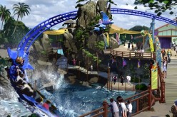 Manta announced for Sea World San Diego in 2012