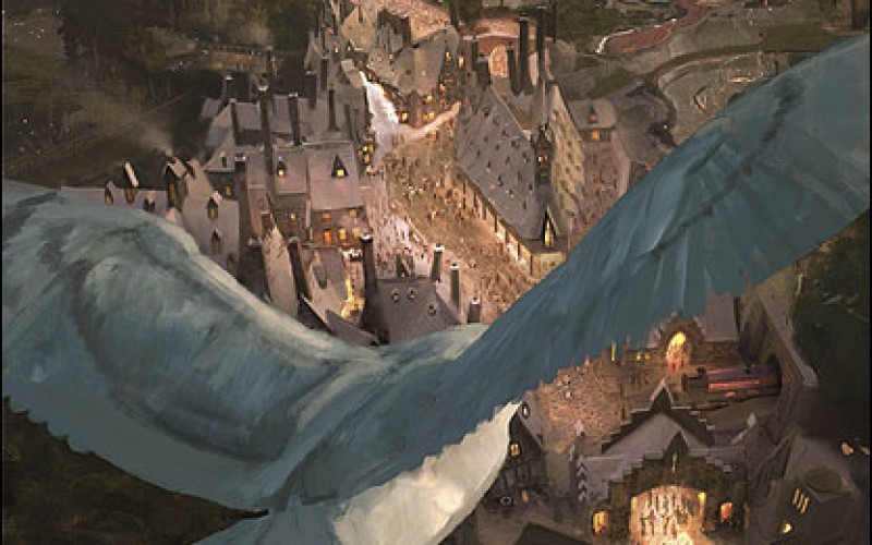 Harry Potter and the Rumored Expansion-What would you build?
