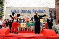 "Disney Pavilion at Florida Hospital for Children Opens and begins healing ""Magic"""