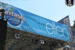Ellen Degeneres Show tapes at Citywalk