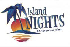 Island Nights kicks off at Adventure Island at Busch Gardens Tampa!