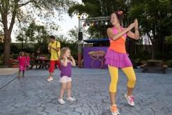 Busch Gardens Tampa celebrates National Dance Day all week long