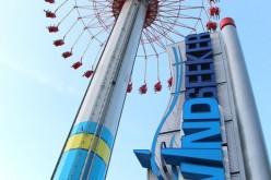 Coming in 2012 to Carowinds: Windseeker