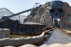 Six Flags America prepares for final voyage of Skull Mountain to make way for 2012 attraction