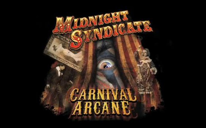 Midnight Syndicate taps into the origins of the amusement industry with Carnival Arcane