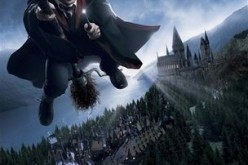 Harry Potter and the long broom ride to Japan