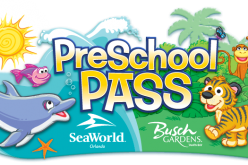 "Seaworld and Busch Gardens offering free ""Preschool Pass"" for kids ages 5 and under"