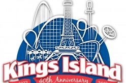 "Kings Island launches ""Countdown to 40"" campaign on Twitter"