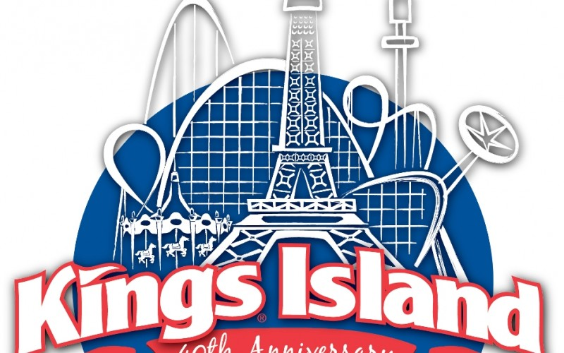 Behind The Thrills Kings Island Launches Countdown To 40 Campaign On Twitter