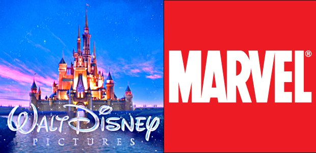 Behind The Thrills Walt Disney Pictures And Marvel