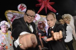 Consider yourself warned.. Penn and Teller coming to Halloween Horror Nights in Orlando in 3D