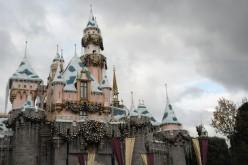Disneyland Resort Update – Christmas and Fantasy Faire Construction