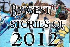 Top 10 viewed videos in 2012