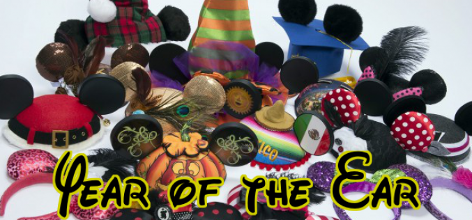 """First look: January's """"Year of the Ear"""" limited time Couture Ear Hats"""