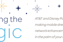 AT&T becomes the official wireless provider for Walt Disney World, Disneyland, and Disney Cruise Lines