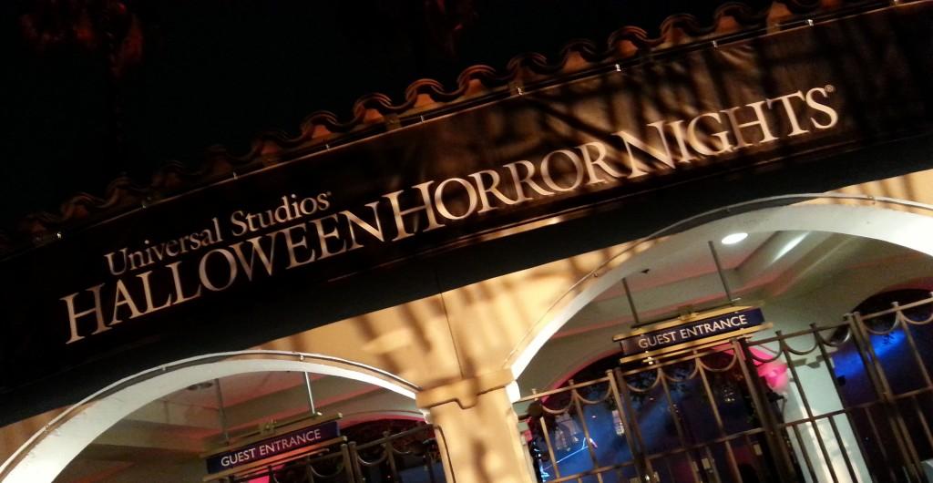 Behind The Thrills Halloween Horror Nights Hollywood
