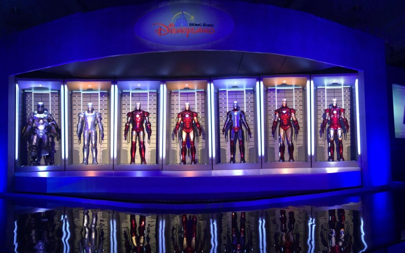 Iron Man Experience E-Ticket Attraction Confirmed for Hong Kong Disneyland in 2016
