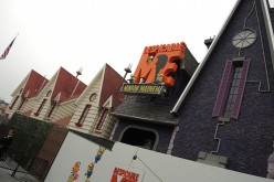 Universal Studios Hollywood 1/25/14 – Despicable Me, Super Silly Funland, Springfield, and More!