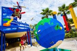 LEGOLAND Florida Unveils New 6-Foot Tall LEGO Globe as Part of Renewable Energy Initiatives