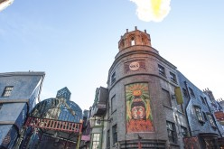 Diagon Alley at Universal Orlando confirmed to be open during HHN 25!