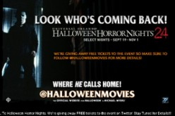 Michael Myers coming to Universal Orlando's Halloween Horror Nights