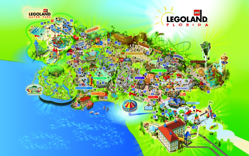 Legoland Florida to make five huge announcements March 15th!