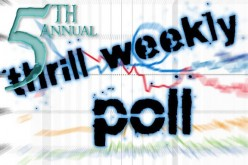 The 5th annual Thrill Weekly Polls! Vote for the King of Halloween of 2014!