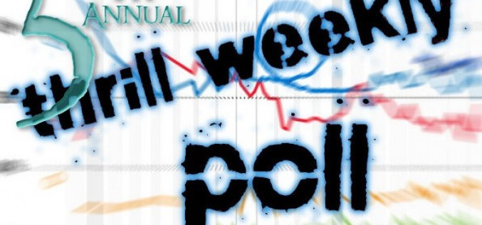 Thrill Weekly-Vote for Santa's Pride in the Best Christmas Event of 2014!