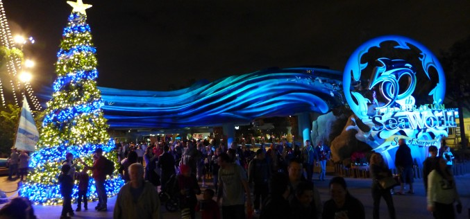 Christmas Triumphantly Returns to SeaWorld San Diego with New and Classic Offerings for 2014