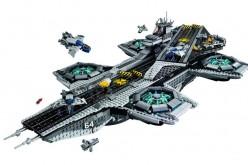 LEGO Announces Largest Marvel Set Ever, 2996 Piece SHIELD Helicarrier!