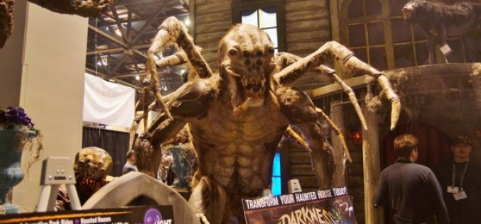 TransWorld's 2015 Halloween & Attractions Show