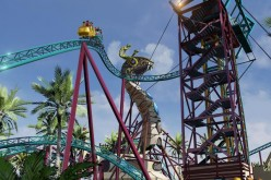 "Cobra's Curse unleashed on family thrills as new coaster puts ""spin"" on family fun at Busch Gardens Tampa"