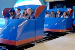 Knott's Berry Farm Christens Voyage To The Iron Reef for a New Generation Of Theme Park Guests
