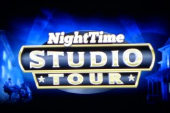 The NEW NightTime Studio Tour makes a surprise debut at Universal Studios Hollywood!