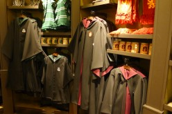 Wizarding World of Harry Potter merchandise debuts at Universal Studios Hollywood!