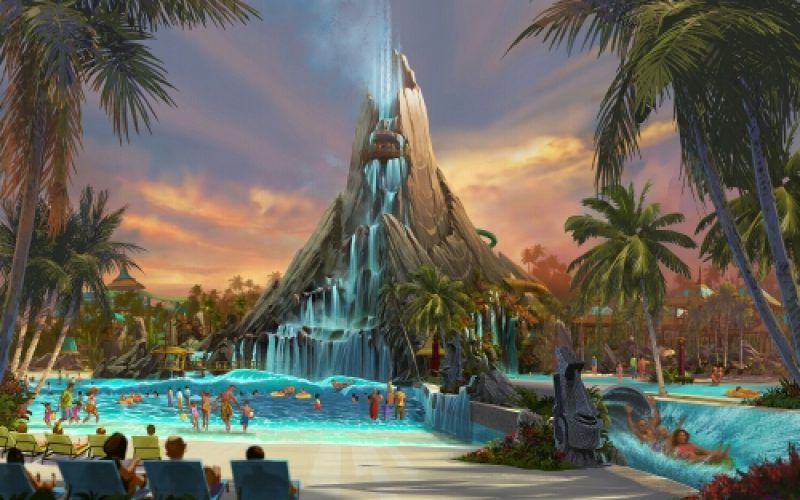 Universal Orlando S Onsite Hotels Get Volcano Bay Benefits