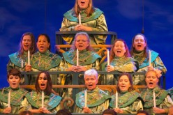 Full Candlelight Processional line up at Epcot released, with huge stars of screen and TV