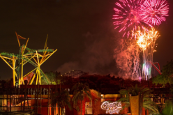 Busch Gardens Celebrates America with huge fireworks, and more!