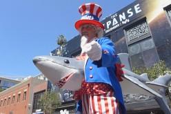 SDCC 2015: Sharknado 3 chomps down at Comic Con!